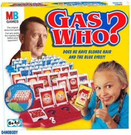 Funny gas who board game @PMSLweb.com