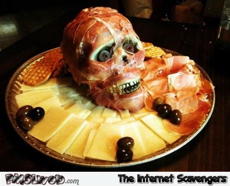 Awesome Halloween food