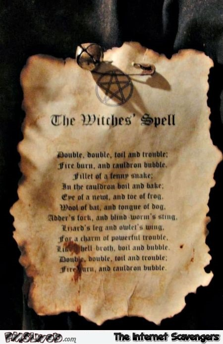 Witches' spell