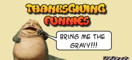Thanksgiving funnies – A handful of crazy to celebrate