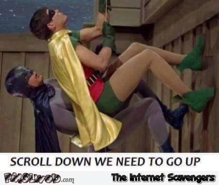Batman and Robin scroll down we need to go up @PMSLweb.com