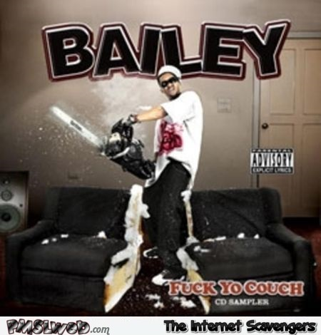 Bailey WTF album cover @PMSLweb.com
