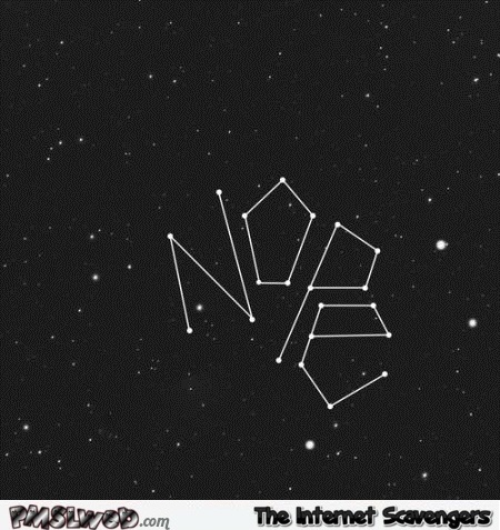 Nope constellation @PMSLweb.com
