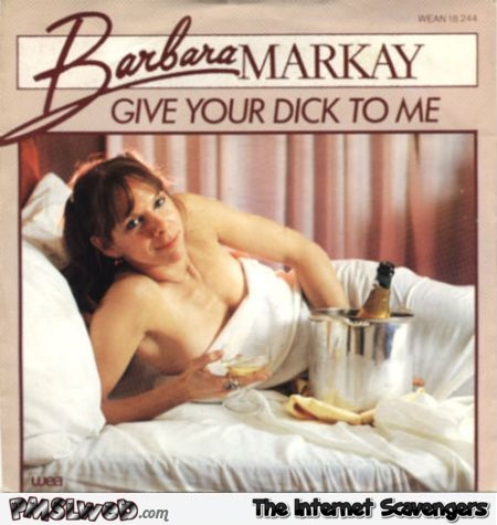 Give your dick to me WTF album cover @PMSLweb.com