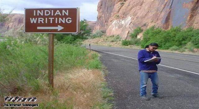 Indian writing sign joke – Daily funny pictures @PMSLweb.com