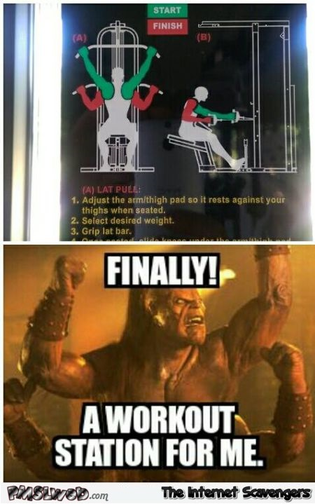 Mortal kombat work station meme – Thursday funnies @PMSLweb.com