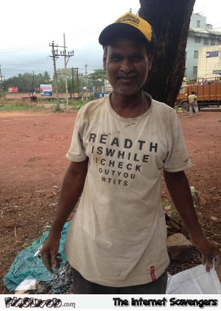 Funny read this t-shirt