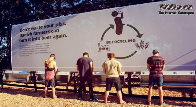 Danish farmers turn your piss back into beer – Weekend nonsense @PMSLweb.com