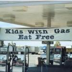 Funny gas station promotion fail @PMSLweb.com