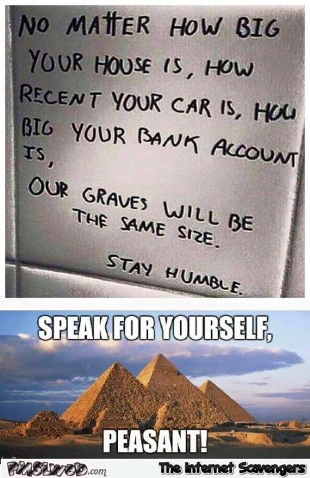 Funny pyramid meme – Hilarious Thursday @PMSLweb.com