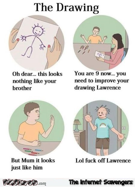The drawing funny cartoon – LOL pictures @PMSLweb.com