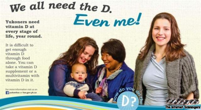 Funny we all need the D advert @PMSLweb.com