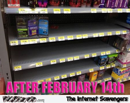 After February 14th meme @PMSLweb.com