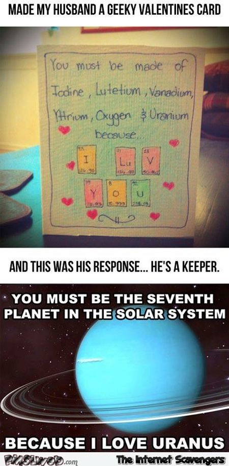 My husband is a keeper humor @PMSLweb.com