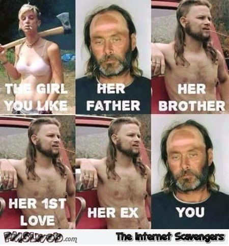 The girl you like funny redneck version