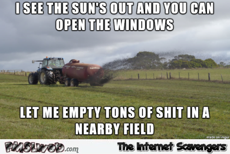 I see the sun's out Irish meme @PMSLweb.com