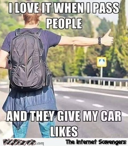 Image of: Quotes When People Give My Car Likes Funny Meme Thoughtco When People Give My Car Likes Funny Meme Pmslweb