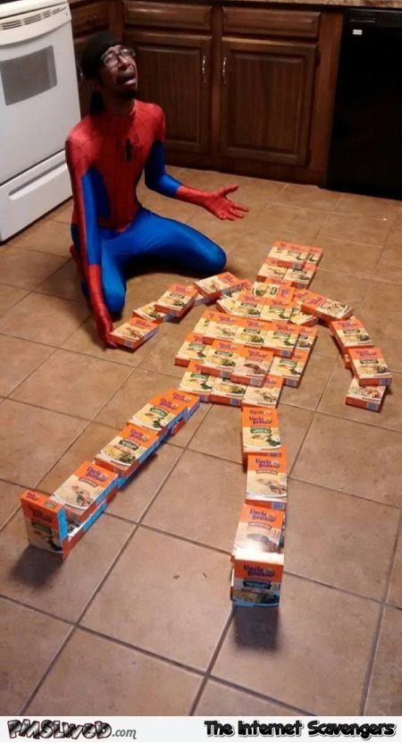 Uncle Ben is dead funny parody @PMSLweb.com
