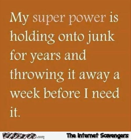 My super power is funny quote