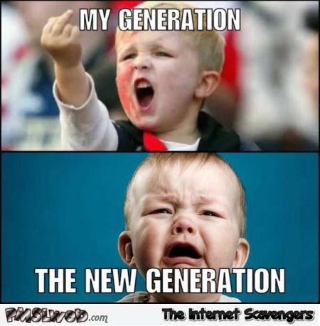 The new generation meme @PMSLweb.com