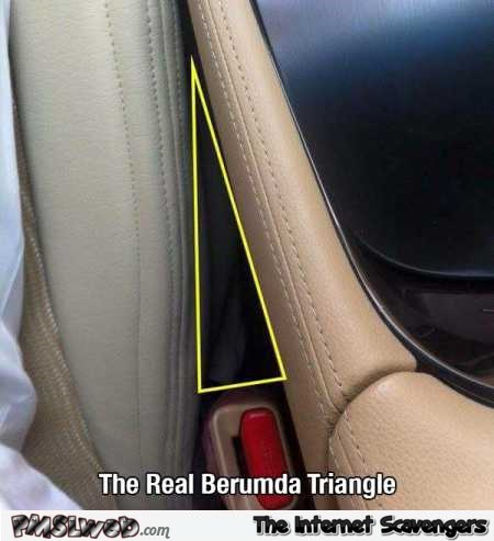 The real Bermuda triangle meme @PMSLweb.com