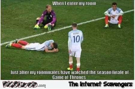Funny Memes For Football : Funny game of thrones english football meme pmslweb