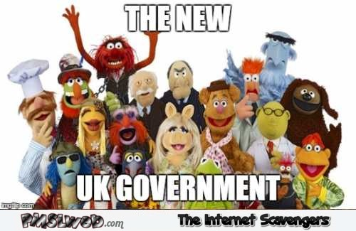 The new UK government funny meme @PMSLweb.com