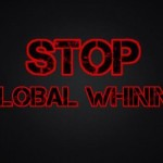 Stop Global whining funny sign @PMSLweb.com