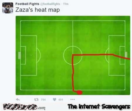 Funny zaza heat map – Euro 2016 memes & funny pictures @PMSLweb.com