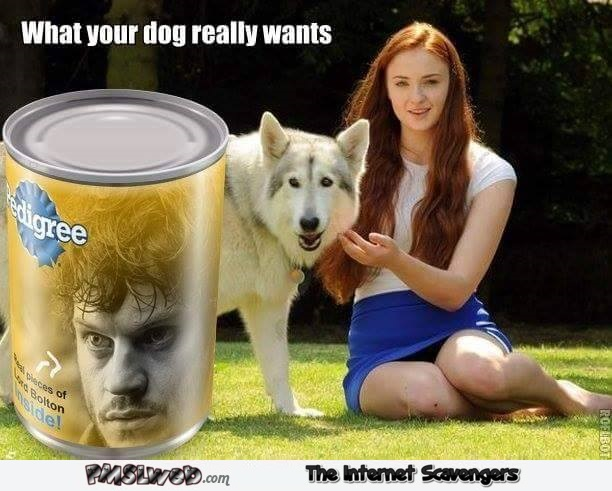 Funny Pedigree Bolton dog food – Funny Sunday picture gallery @PMSLweb.com