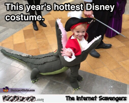 Hottest Disney costume of the year funny meme @PMSLweb.com