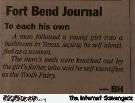 Hilarious dad gender identification win @PMSLweb.com