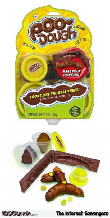 Poo dough WTF toy
