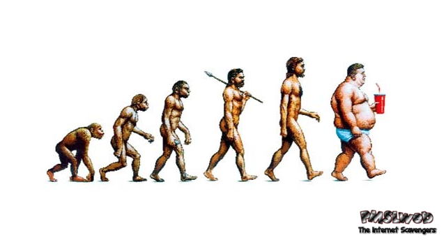 Funny evolution revisited