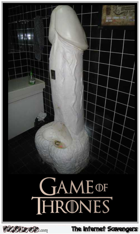 Game of Thrones penis edition funny adult meme – Adult only humor @PMSLweb.com