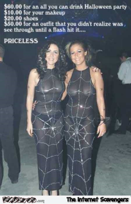 Funny see through costumes fail @PMSLweb.com