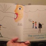 Funny kid's whistle drawing fail @PMSLweb.com