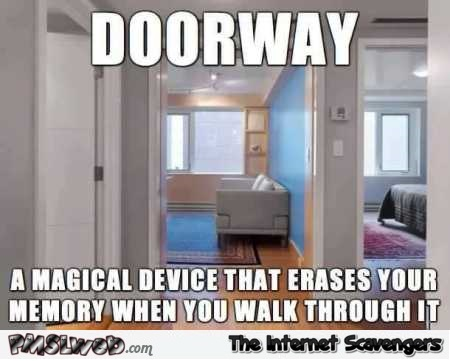 Doorway A Magical Device Funny Meme PMSLweb