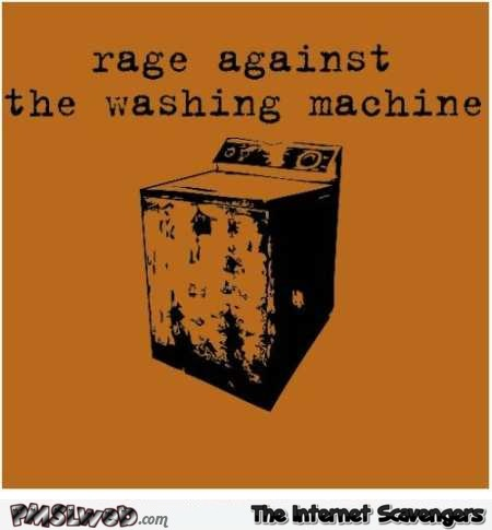 Funny rage against the washing machine – Rib tickling pictures @PMSLweb.com
