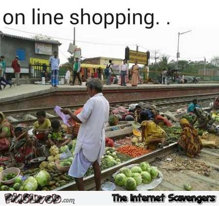 Online shopping in India be like funny meme @PMSLweb.com