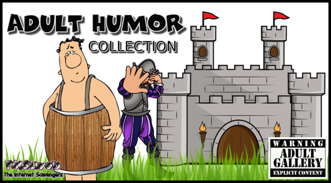 Adult humor collection