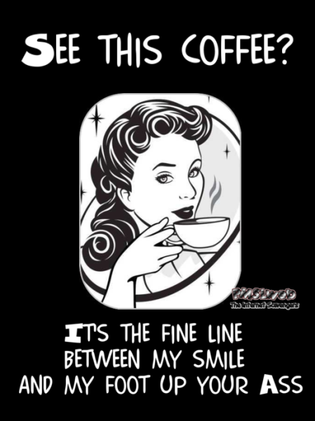 Funny wednesday balderdash a midweek collection of smiles pmslweb see this coffee sarcastic meme pmslweb sciox Gallery