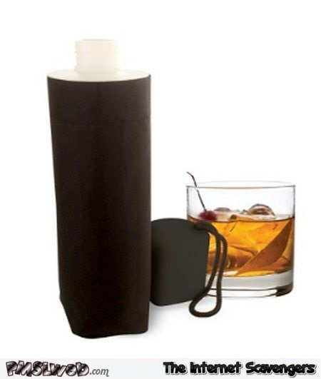 Fake umbrella flask for him @PMSLweb.com