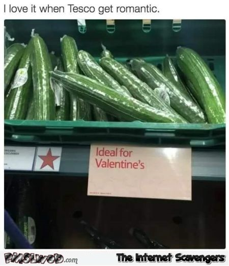 Tesco gets romantic funny meme @PMSLweb.com
