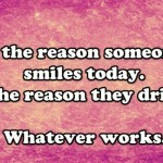 Be the reason someone smiles today sarcastic humor - Funny daily nonsense @PMSLweb.com