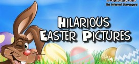 Hilarious Easter pictures – Chuckles are rising