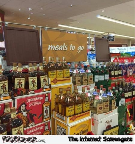 Meals to go funny supermarket fail @PMSLweb.com