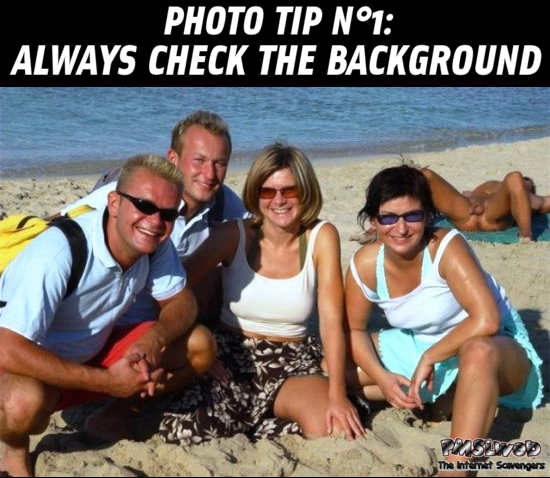 Funny photography advice adult humor @PMSLweb.com