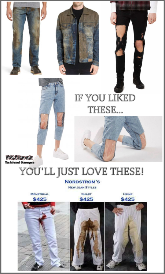 Funny fake new Nordstrom designs @PMSLweb.com
