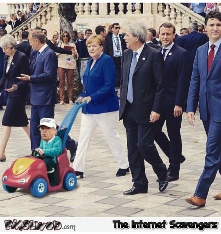 Funny world leaders photoshop - Side splitting pictures @PMSLweb.com